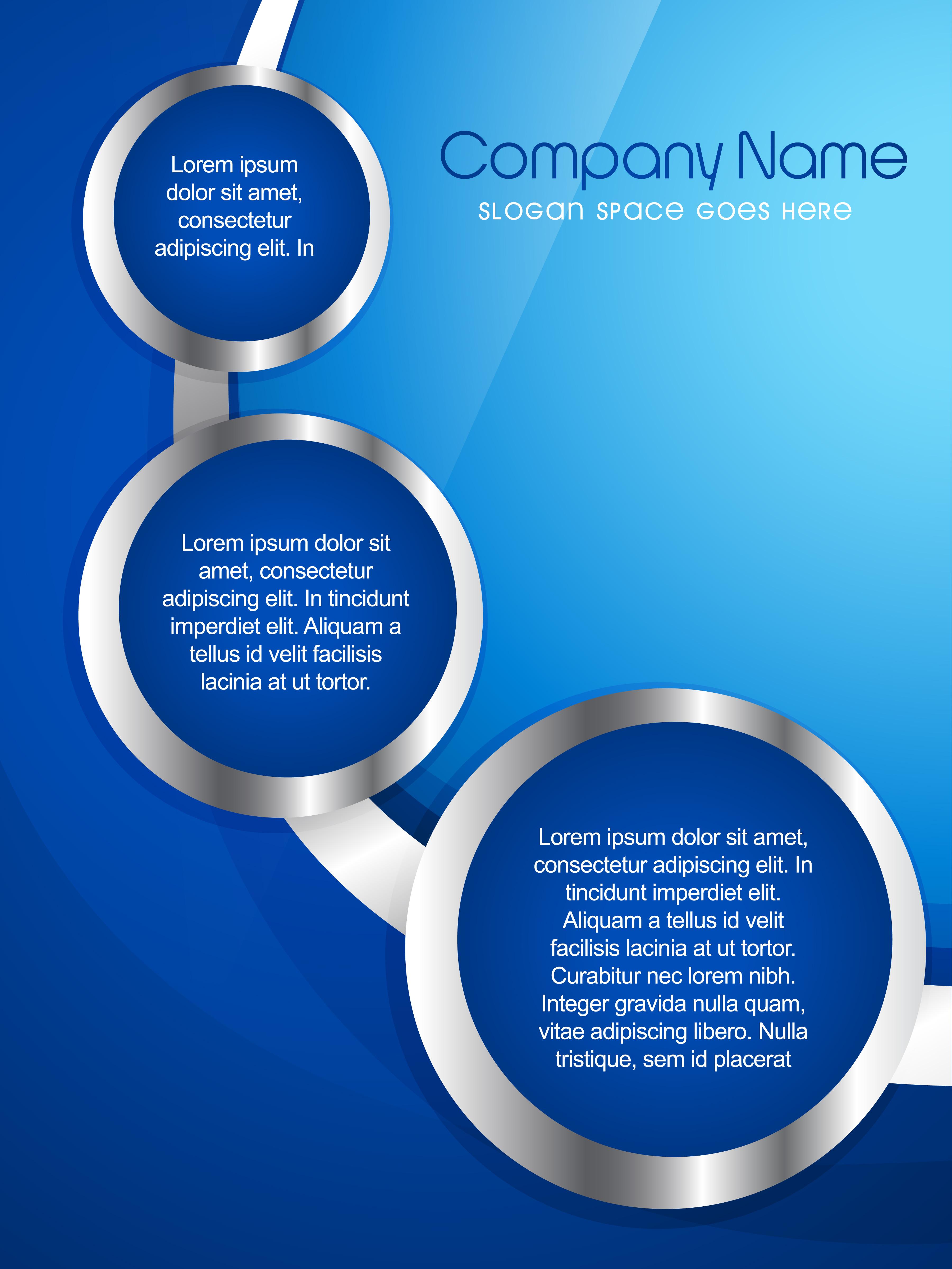 flyer design download