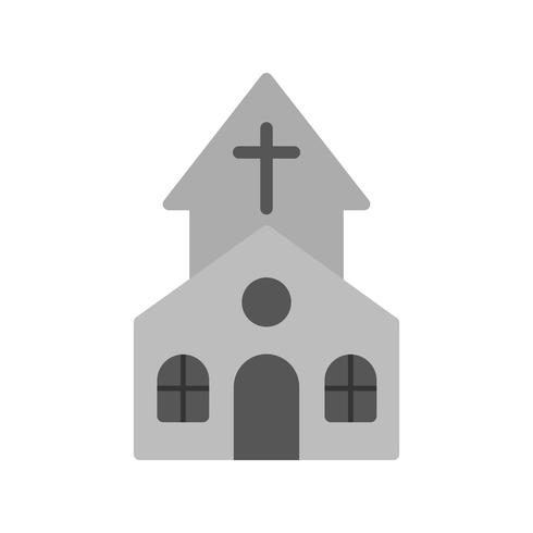 Church Vector Icon - Download Free Vector Art, Stock Graphics  Images