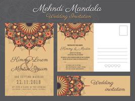 Indian Wedding Card Free Vector Art 31957 Free Downloads