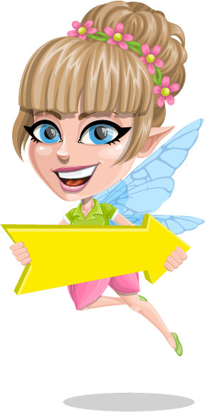 Fairy-cartoon-character