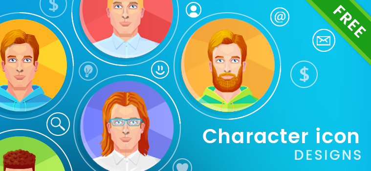 Character Icon Designs Ultimate Collection