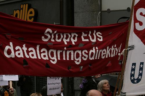 Kampen mot datalagringsdirektivet