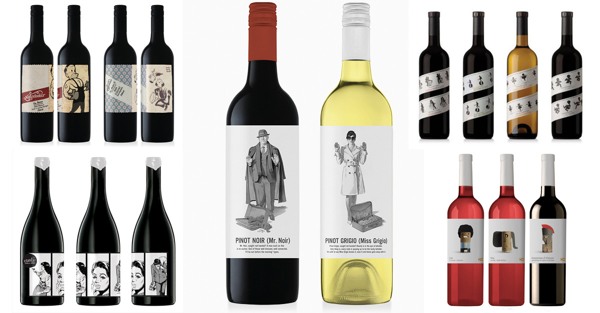 Should You Judge A Wine By Its Label? VinePair - wine label
