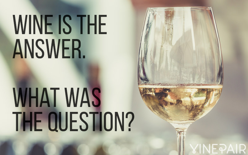 20 Funny Quotes Only Wine Lovers Will Understand VinePair