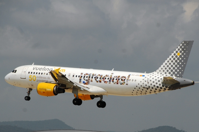 Vueling Airlines Vueling 10 Years