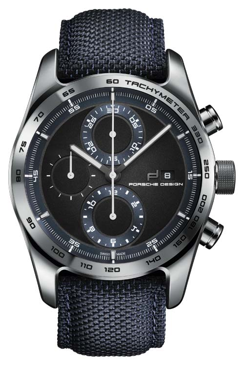 Porsche Design Küchenwaage Debuting At Couture 2015: Porsche Design Chronotimer