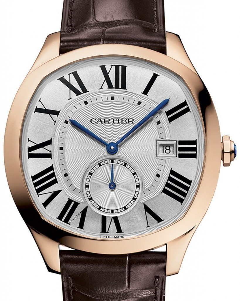 Cartier Watches Drive De Cartier The New Cartier Men S Collection Watchtime