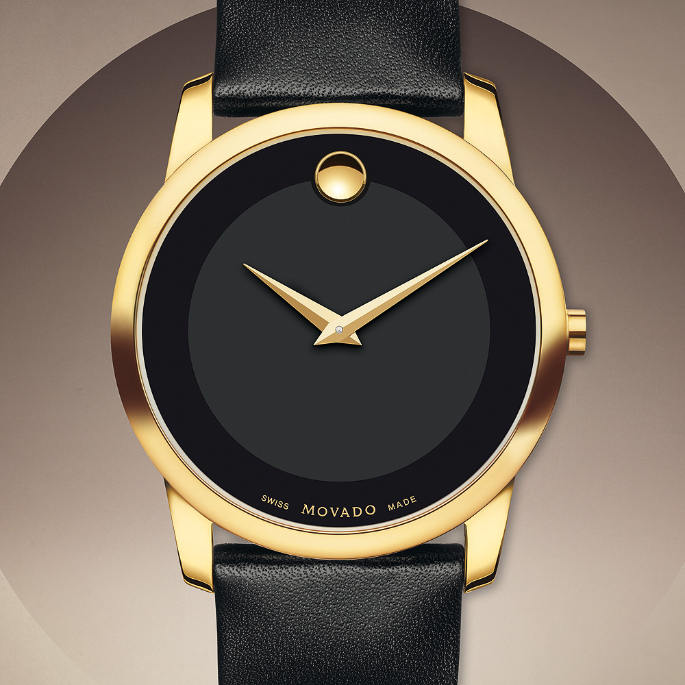 Movado Museum An Icon Revisited: Movado Museum Classic › Watchtime - Usa