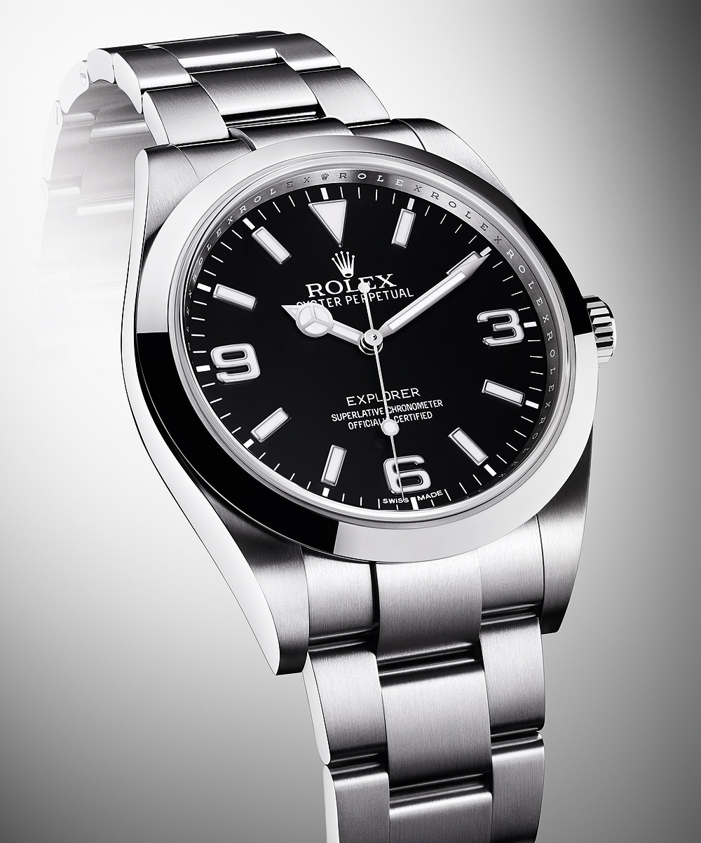 Rolex Explorer Vintage Eye For The Modern Guy Rolex Explorer I Watchtime