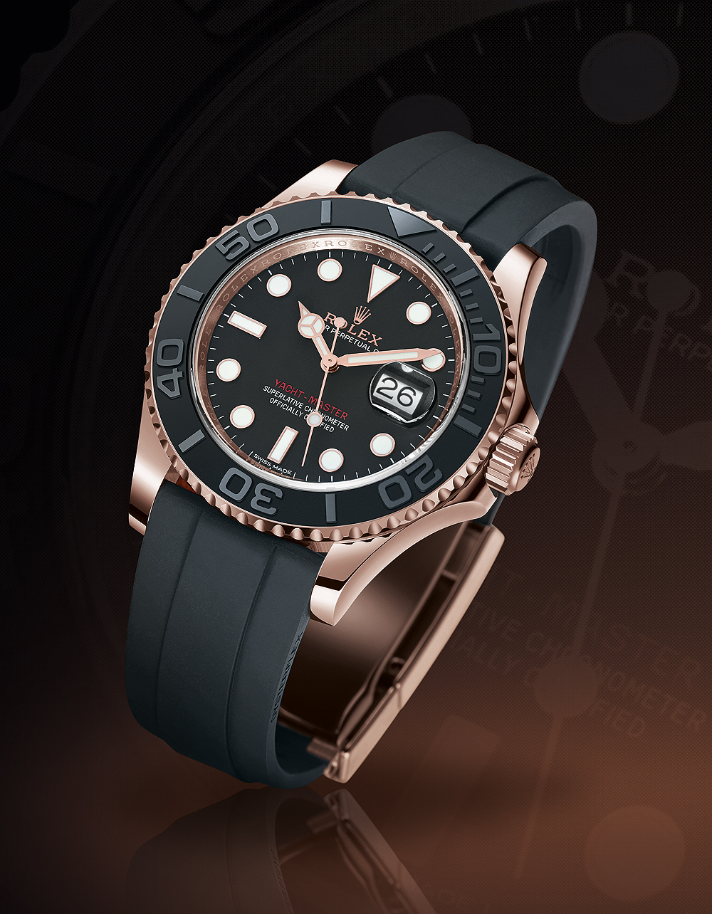 Rolexs Watches Swanky Sailor Reviewing The Rolex Oyster Perpetual Yacht Master