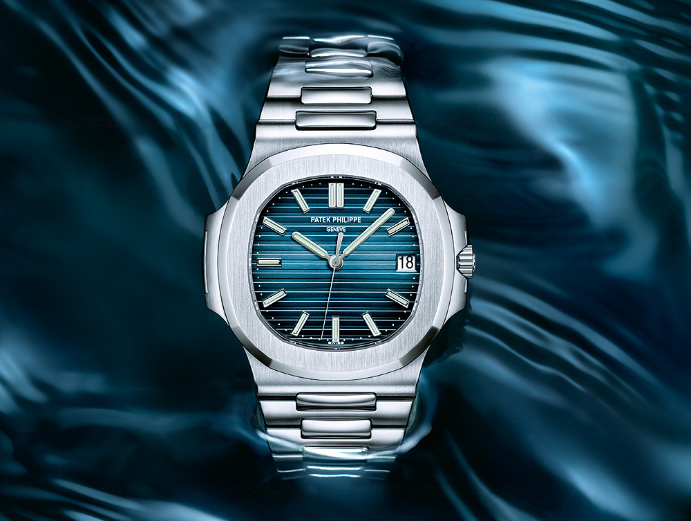 Luxury in Steel A History of the Patek Philippe Nautilus
