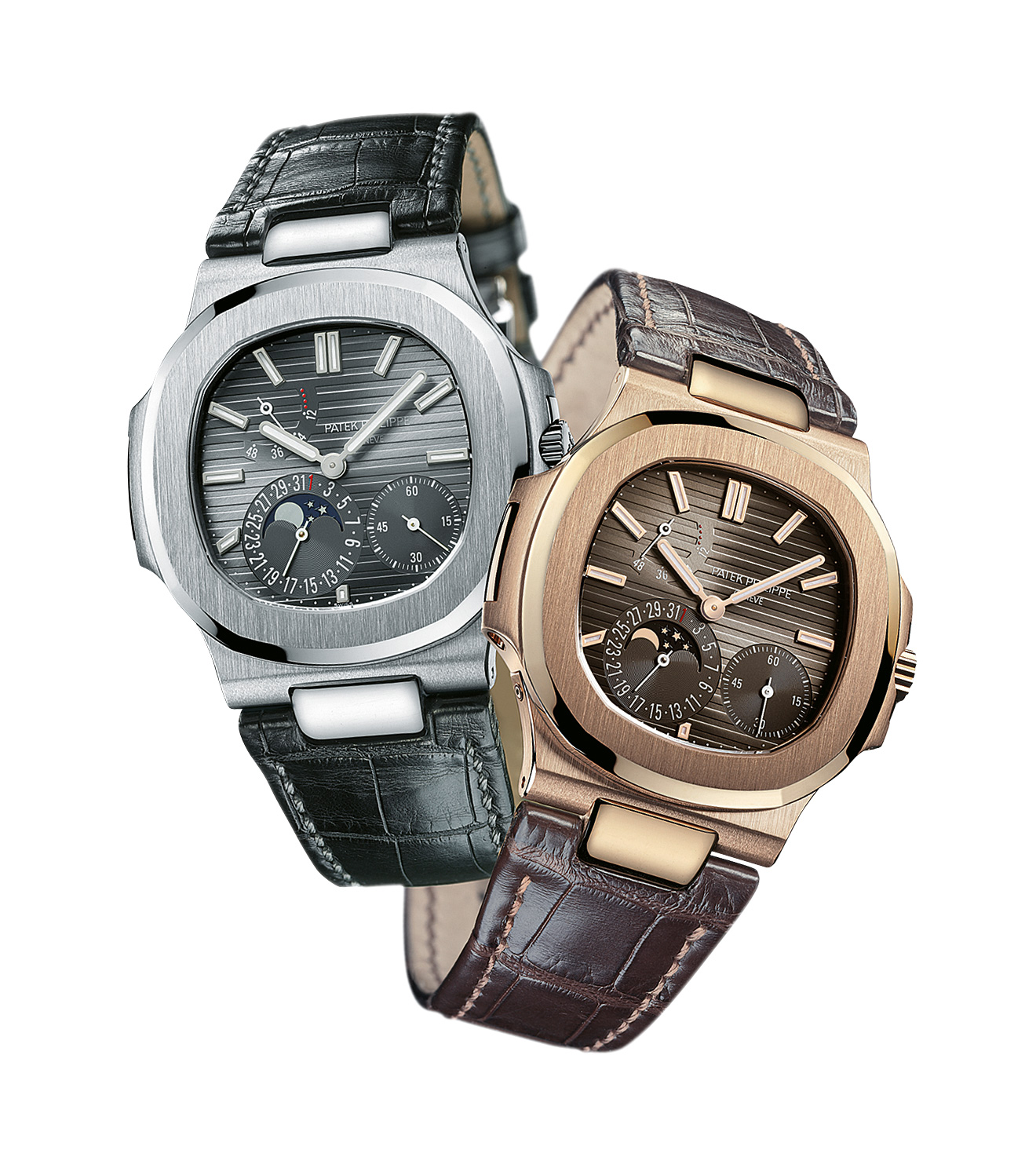 P Philippe Watch Luxury In Steel A History Of The Patek Philippe Nautilus