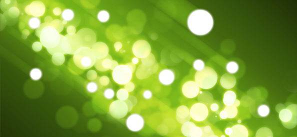 Abstract Backgrounds with Bokeh Light Bubbles