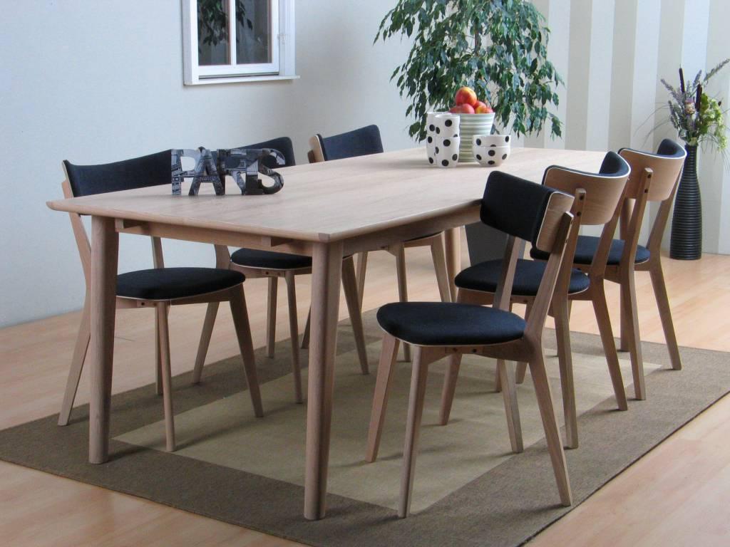Leenbakker Nl Spiegels : Eettafel leenbakker grijs eiken symbiosis wandtafel tafel ruste