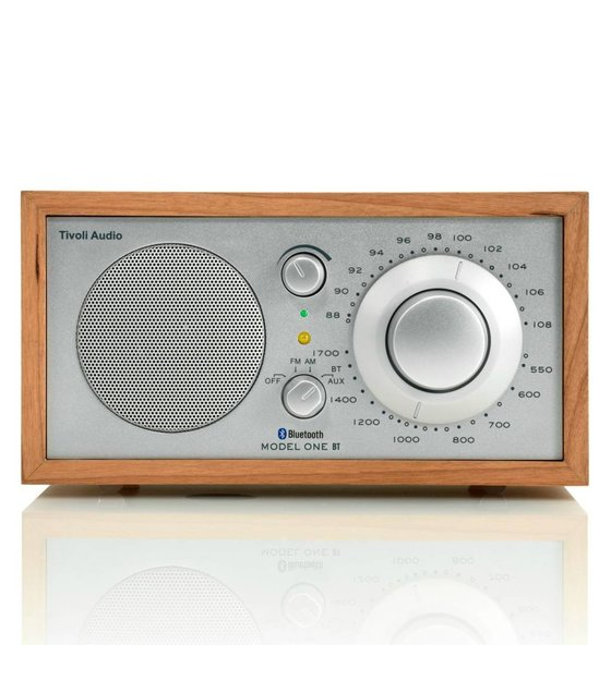 Tivoli Audio Dab Tivoli Audio Tafelradio One Bluetooth Cherry Zilver 21
