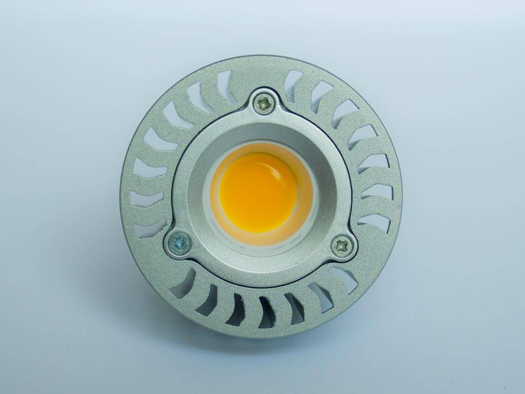 5 Watt Led Gu5 3 Cob Led Spot Lm50 5 Watt 12 Volt Dimmable