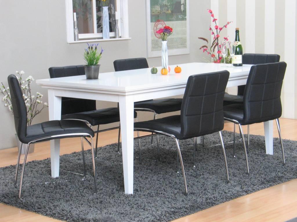 Eettafel stoelen reinigen set eettafelstoelen mumbai van massief