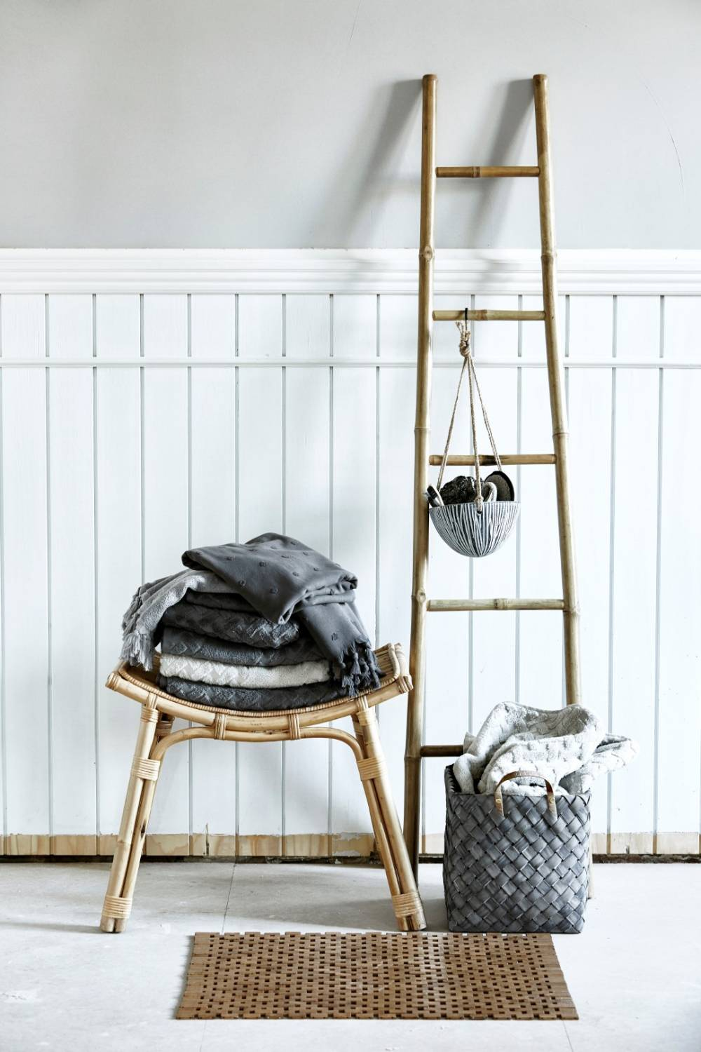 Wanddecoratie Woonkamer Ikea Multifunctionele Decoratie Ladders - Sweet Living Shop