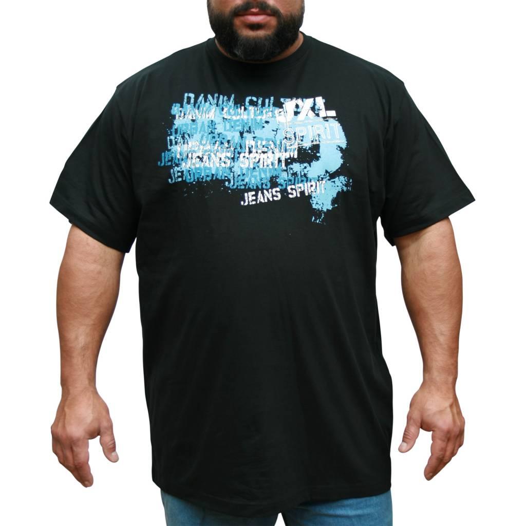 Jeansxl 710 black t shirt