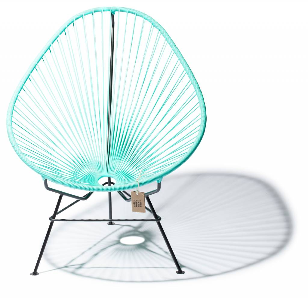 Acapulco Chair For Sale Now For Sale The Original Acapulco Chair In Turquoise