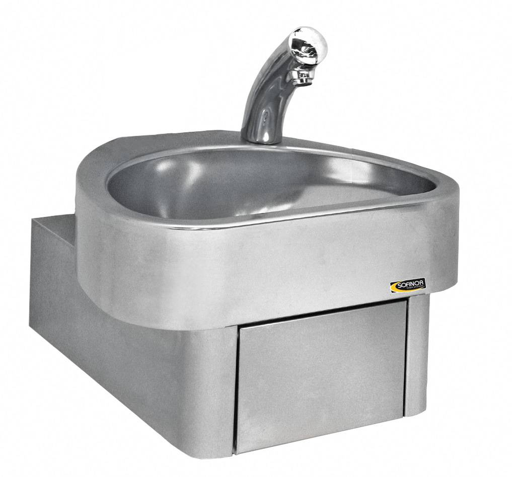 Sofinor Stainless Steel Hand Sink Electronic Clinium