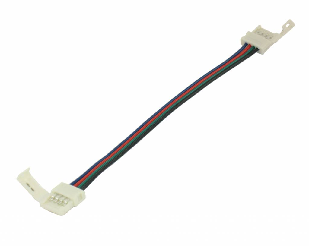 6 Aderige Kabel Click Connector With Wire For Rgb Led Strips Renew