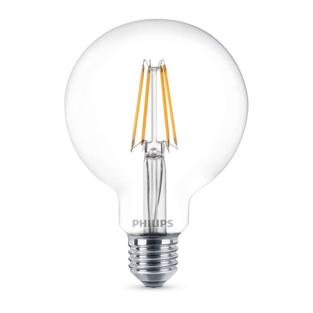 Retro Led E27 Philips E27 Retro Classic G93 6w Led Filament