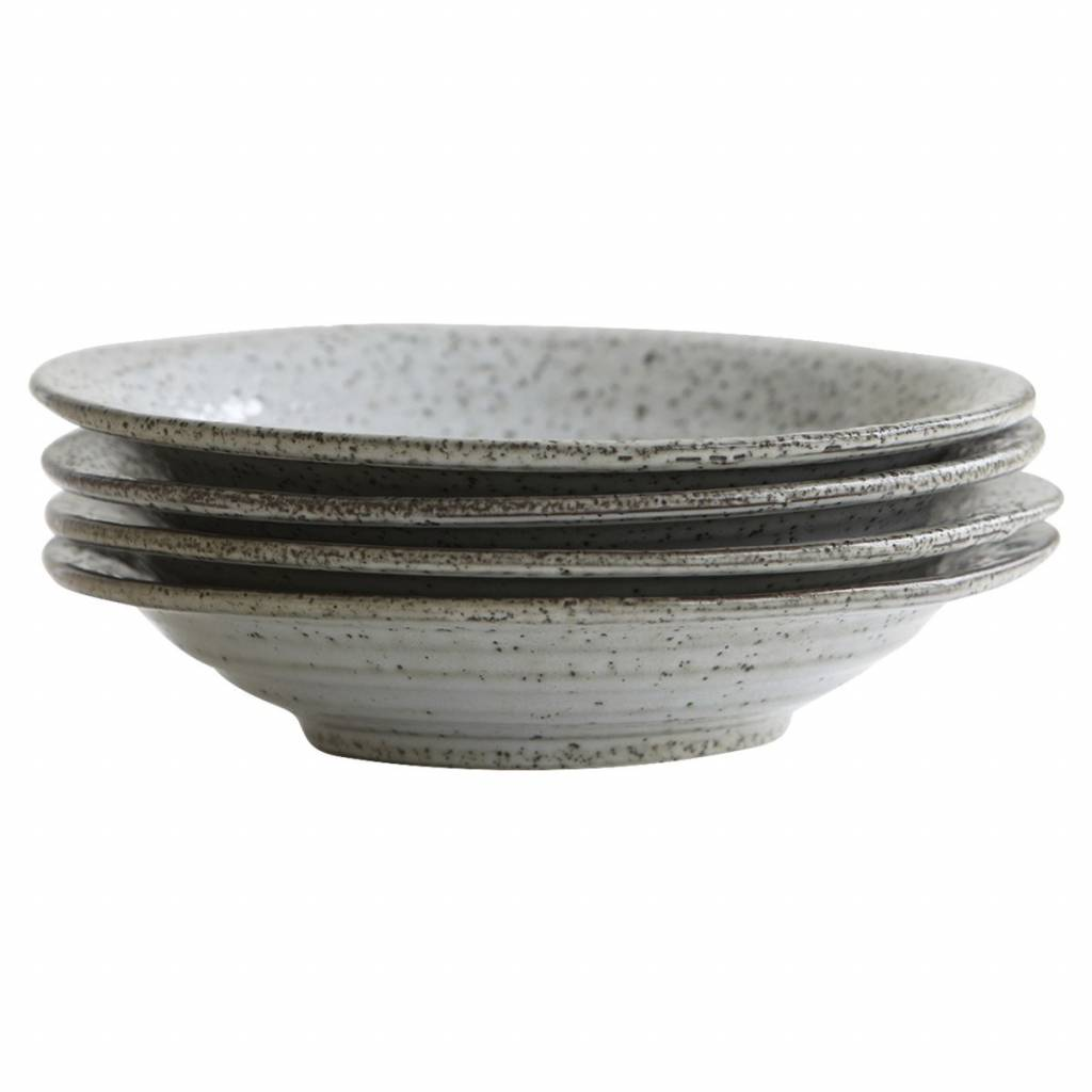 House Doctor Rustic Plate Grey Living And Co