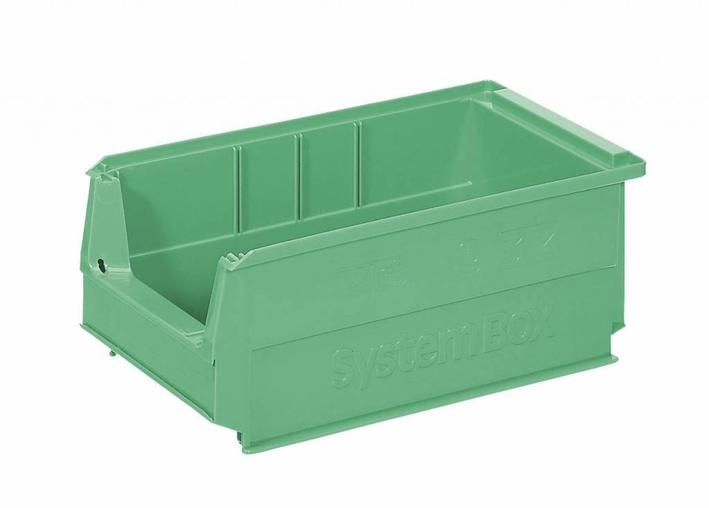 Plastic Storage Bin 350x210x145 Mm 9l Green Genteso  sc 1 st  Listitdallas & Green Plastic Storage Bins - Listitdallas