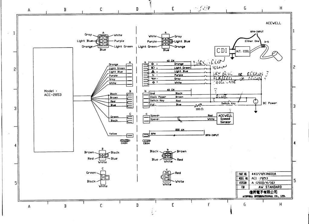Vdo Mini Cockpit Instructions