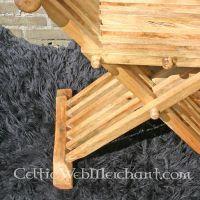 Medieval chair - CelticWebMerchant.com