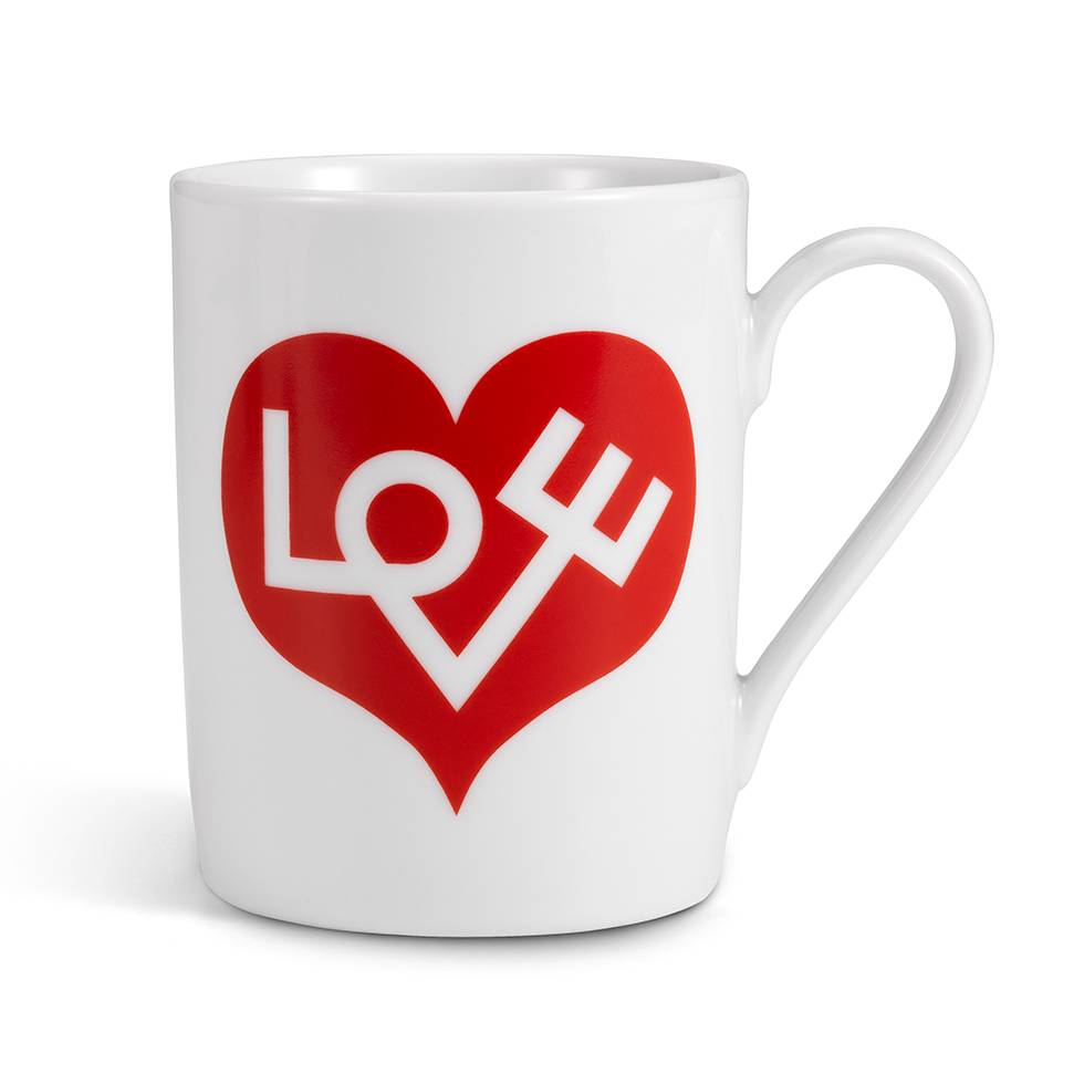 Dan Küchen Sessel Sale | Vitra Coffee Mug Heart - Workbrands