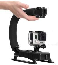 Geeek GoPro Video and DSLR Handle Holder - Geeektech.com