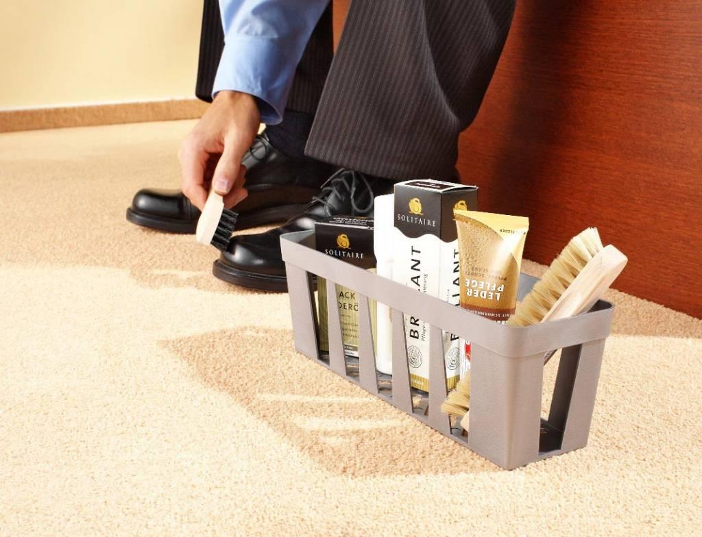 Kast Met Opbergbakken : Schoenenrekken aan deur schoenenrek deur en wandmontage met
