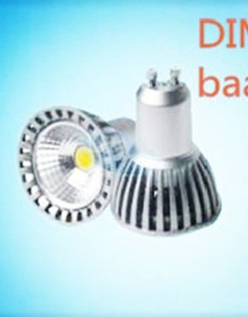 Dimmbare Led Spots Dimmbare Led Spot Gu10 4w Cob Neutralweiß