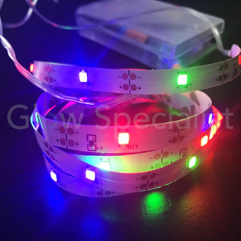 Led Verlichting Strip 30 Meter Led Strip - 1 Meter - 30 Led - Multicolor - Koop Je Bij