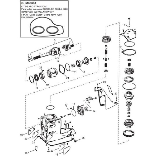 ignition wire diagram for 1975 johnson evinrude 50 hp outboard