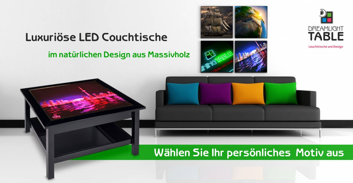 Design Couchtisch Led Led Couchtisch Free Perfect With Couchtisch Led With Led