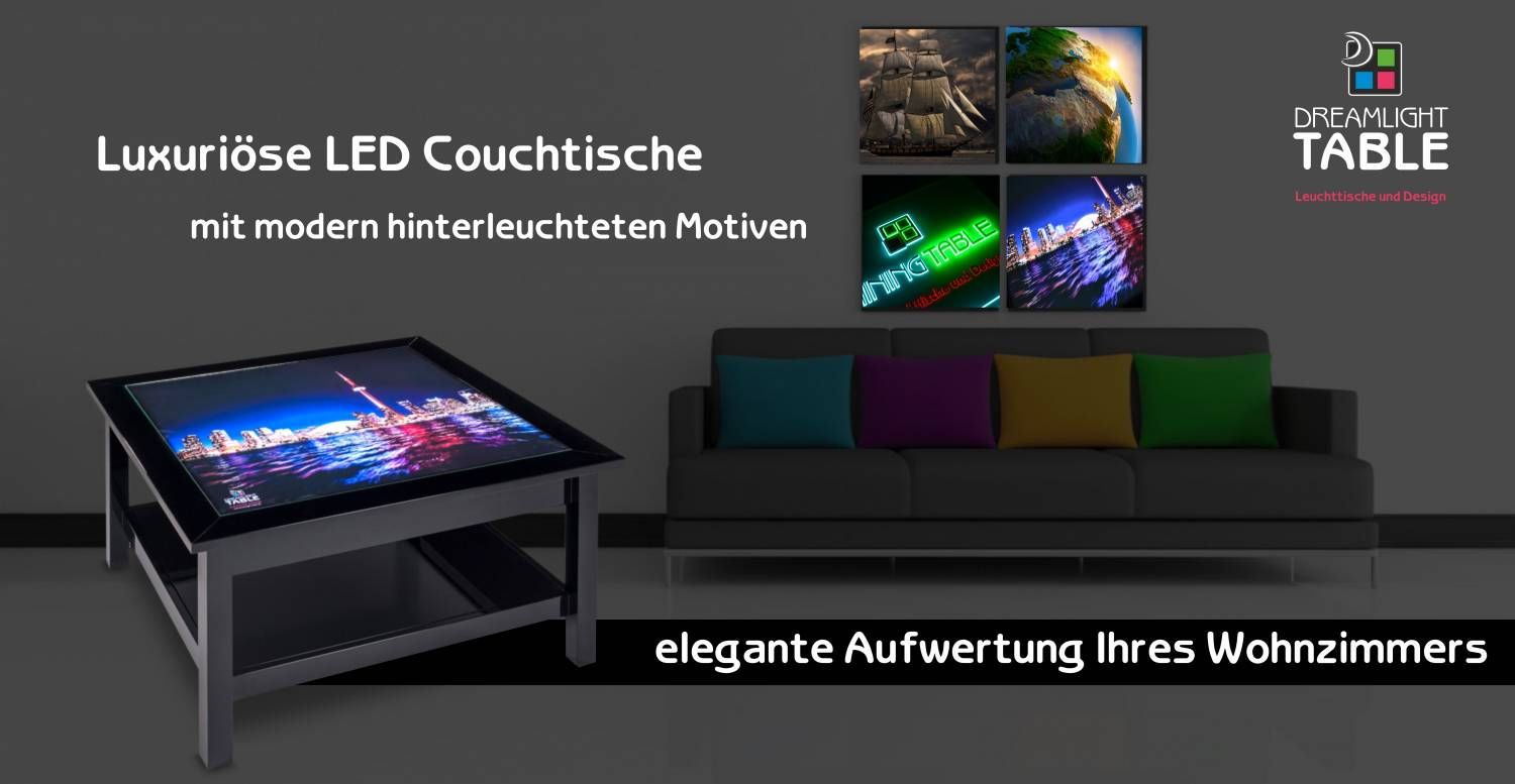 Led Couchtisch Led Couchtisch Moree Ora Home Led Pro Couchtisch With Led