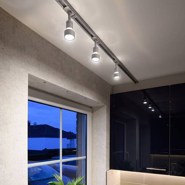 Lamp Woonkamer Design Railverlichting - Universele Railspots, Rails En