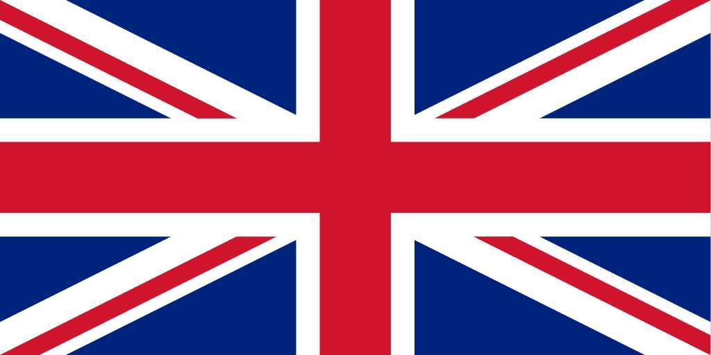 anglais drapeau cv