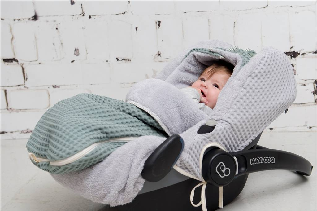 Cotton Ball Verlichting Koeka Maxi Cosi Hoes Wafel Amsterdam - Puur Basic Interieur