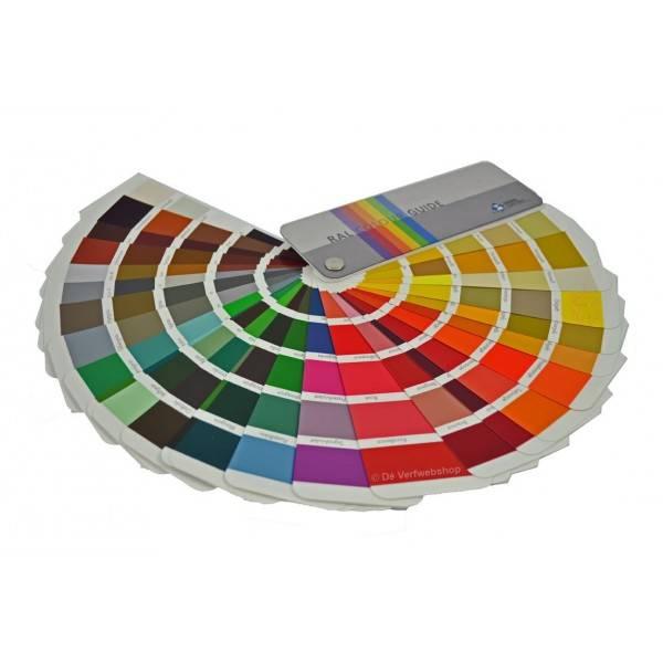 Sigma Ral Colour Guide K7 Color Chart deverfwebshop