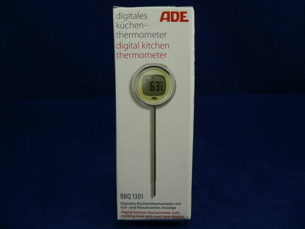 Küchenthermometer Ade Digitales Küchen Thermometer Grillthermometer Bbq 1301