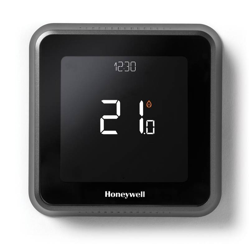 Thermostaat Elektrische Vloerverwarming Badkamer Honeywell Honeywell Lyric T6 Wifi Thermostaat - Saniglow