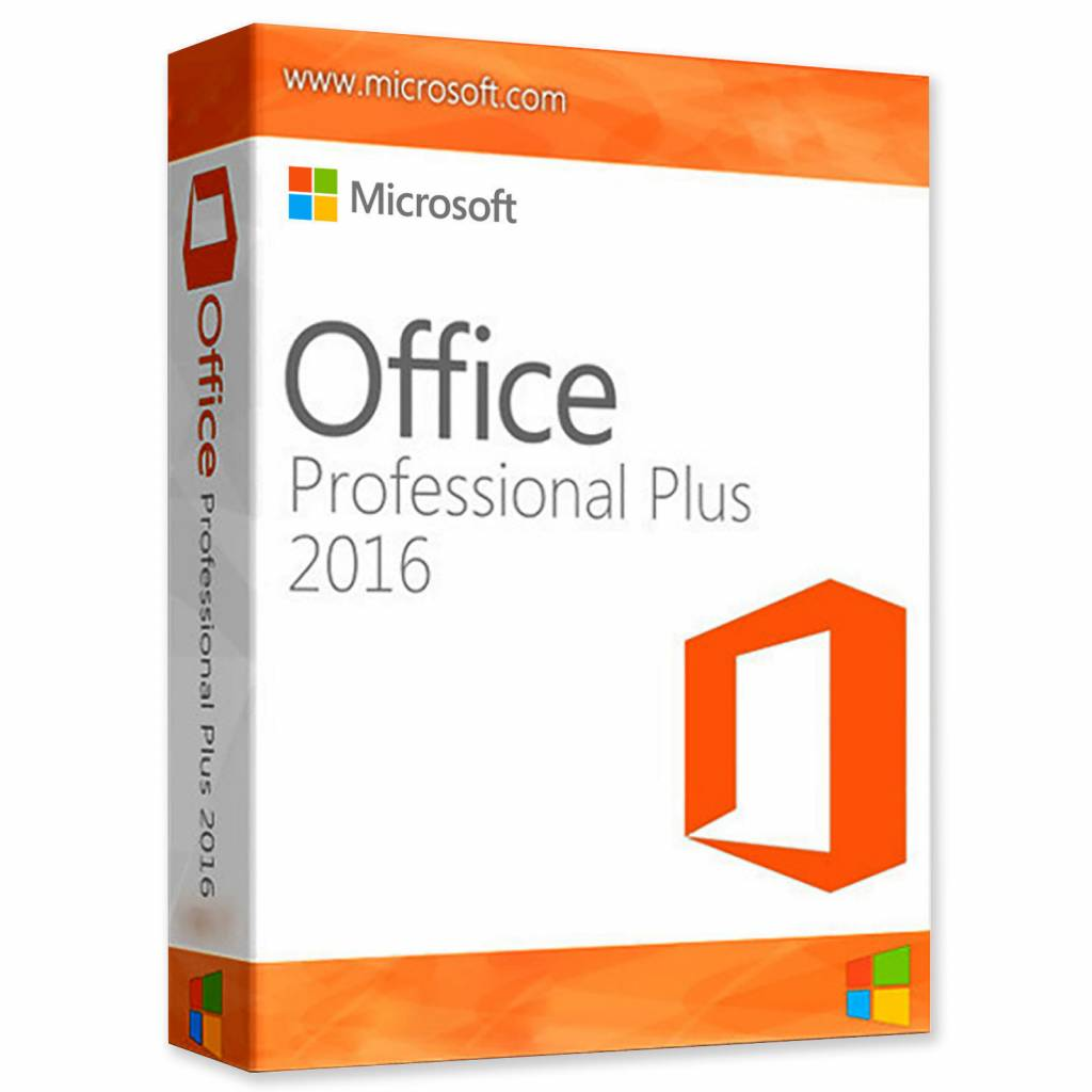 Office 2016 Kopen Office Professional Plus 2016 Taal Alle Talen