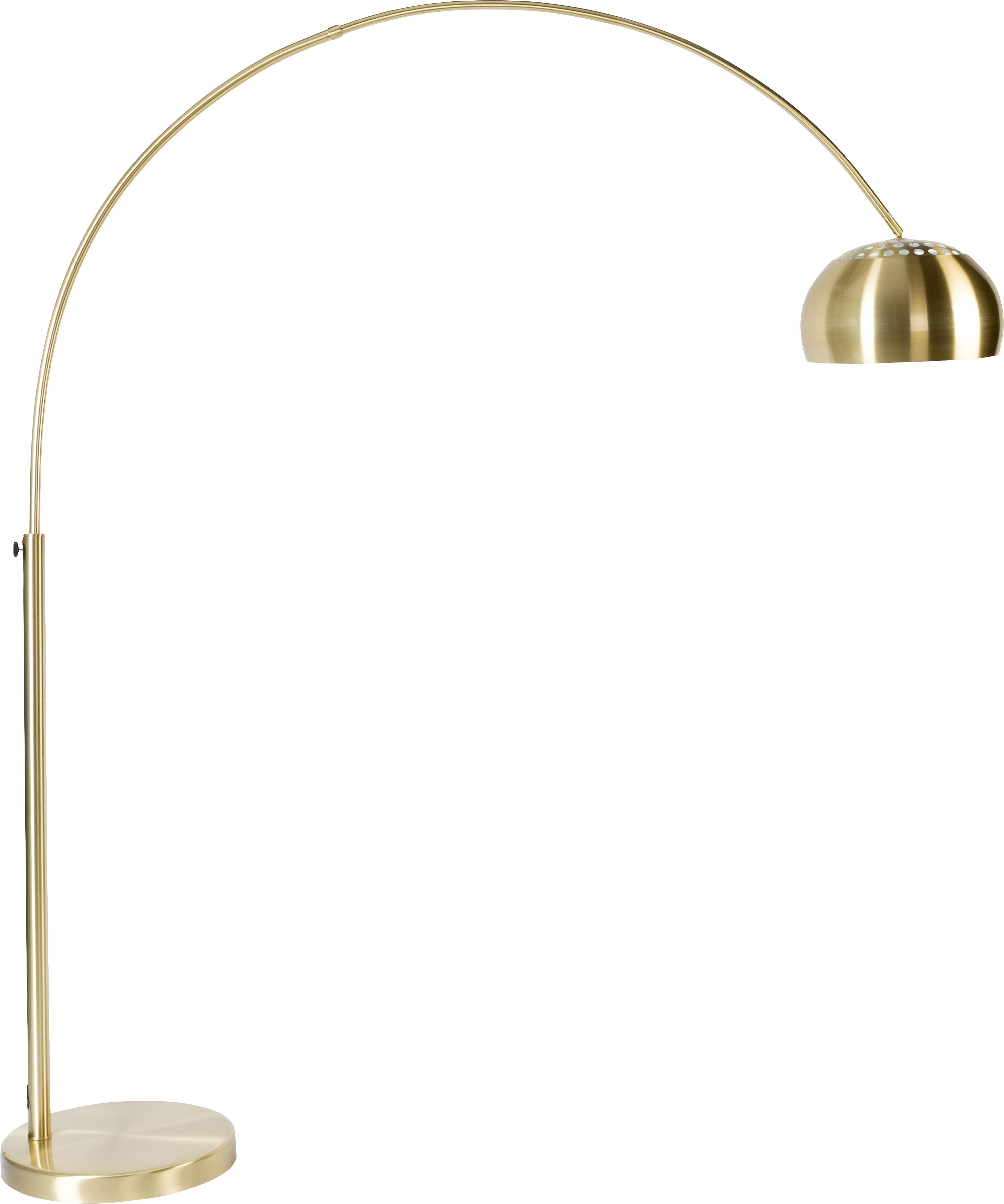 Große Bogenlampe Metal Bow In Gold Westwingnow