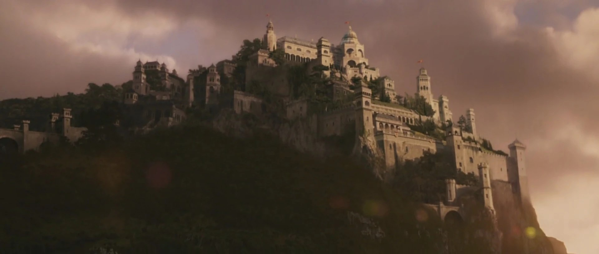 Cair Paravel The Chronicles Of Narnia Wiki Fandom