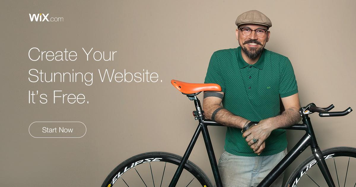 Free Website Builder | Create a Free Website | WIX.com