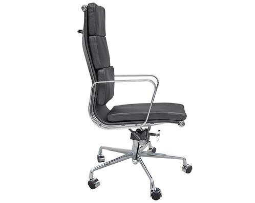 Eames Soft Pad Executive Chair Tommy Bahama Chairs Beach